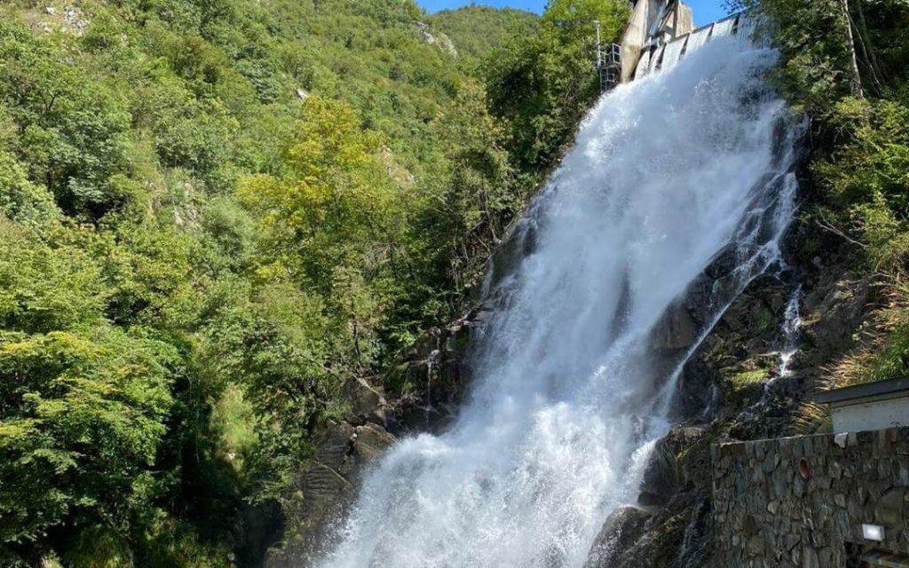 Cascate di Crosis - vicino Tarcento Udine