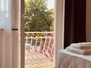 Stanza hotel Riviera Magnano in Riviera