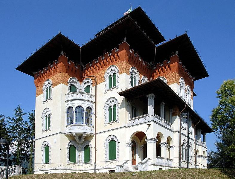 Villa Moretti a Tarcento