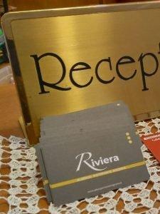 Reception Albergo Riviera Magnano in Riviera